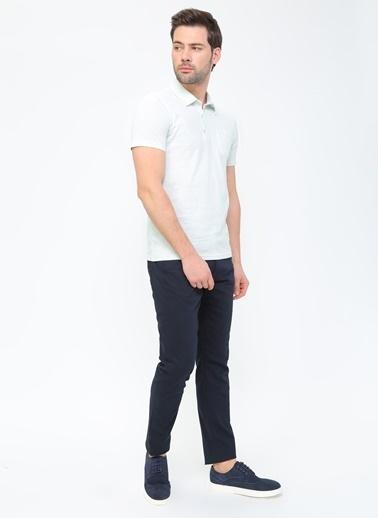 Kip Kip Regular Fit Düz Mint T-Shirt Yeşil